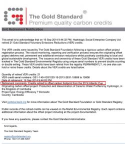 2014 GS Retirement Notification Letter