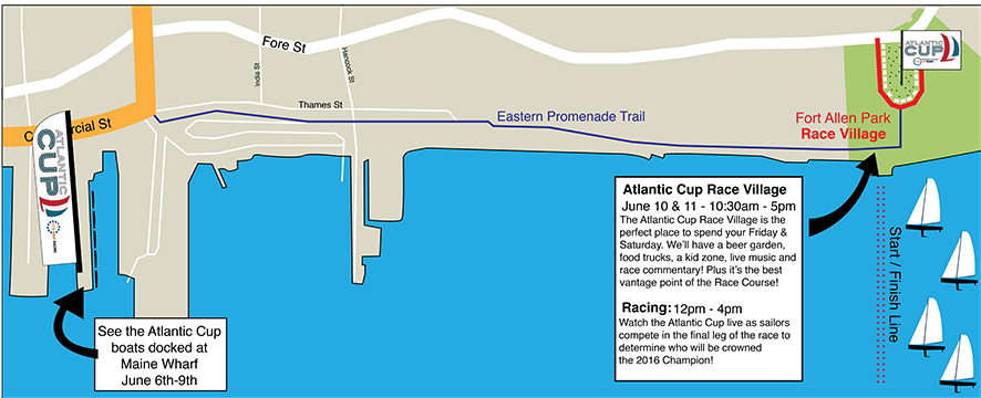 Venue Map for portland copy